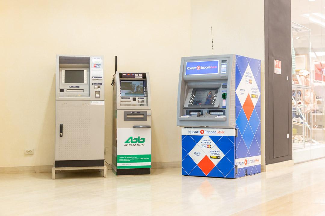 Юнит кредит банк банкоматы